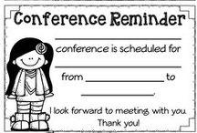 First Grade, Parent Communication. / by Cassandra Perish