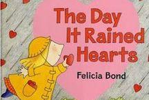First Grade, February. / by Cassandra Perish