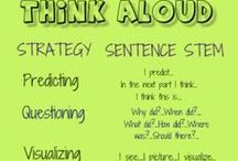 First Grade, Reading Strategies. / by Cassandra Perish