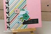 Simon Says Stamp Card Kit Cards by Me