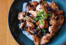 Asian Food:) / Spicy, Yummy