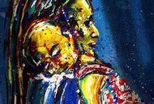 my figure / #artwork #fineart #canvas #acrylic #pastel   #paintings #paint #painting #draw #drawing #oilpainting #oilpaint  #resim #ressam #sanat #youtube #video #clip #vid  #artstudio #studio #tools #brush #palette #istanbul #boğaziçi #bosphorus #portrait #portraitart #portre #figure #hands #eyes #woman #mother #watercolor #watercolors #watercolour #charcoal #charcoalart #sketch #karakalem #exhibiton #interior #içmekan #artdrawing #artofdrawing #serdarabay #serdar_abay #selfportrait #artist