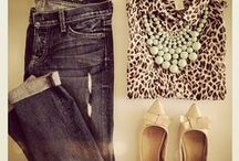 My Style / My favorite styles and beauty tips / by Penney Davis
