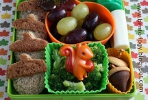 BENTO season fall / Bento lunch ideas for my kidletts. Organized into different boards by themes, seasons or specific holidays. Like I need more to do. / by Kathryne Brody
