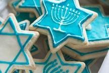 JEWISH hanukkah / by Kathryne Brody
