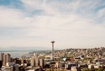 Sleepless in Seattle / Where the mountains meet the ocean, the Pacific Northwest has a style all its own.  Pure Home loves it's home, and we share our favorite parts.