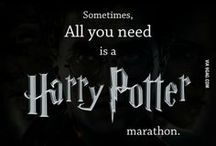 Harry Potter / by Need A Needle