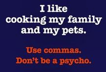 I'm Silently Correcting Your Grammar / by Need A Needle