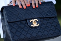 CHANEL and RED HEELS / by Niki Patel