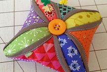 Sewing & Fabric Crafts / by Shannon Pigeon