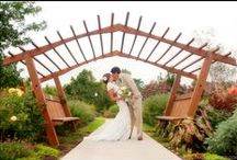 "Weddings at Botanical Garden of the Ozarks @BGOzarks / Four years in a row Citiscapes readers have voted BGO ""Best Place to Get Married."" Great photographs and great couples tell the story of weddings at the Garden. / by The Botanical Garden of the Ozarks"