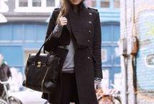 "Fashion ""Coats & Jackets"" / by Michelle (Laverdiere) Baysan"
