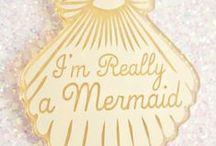 i'm really a mermaid... / by TONI LOVATO