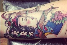 inspire: disney Tattoo / by Katie Lawrence