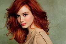inspire: red hair / by Katie Lawrence