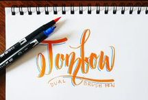 Typography//Handwritten