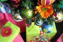 Kerst - Christmas 2013 / Kerstkadootjes super ingepakt