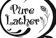 Pure Lather Soaps, made by me!