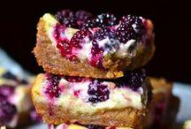 Dessert / Treats / by Roxanne Butler