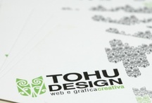 ☛ TOHU design ☚ / graphic, web, illustrations