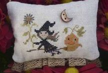 Cross Stitch Goodies / More things for my ever-growing, never-ending, wish-I-had-more-time to-do pile. / by Need A Needle