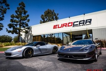 Dynamic Duos / The Perfect Automotive Combinations.  Photos from KVK Photography, David Coyne Photography, & IamTed7 Car Photography