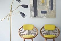 pure Mid Century. / Beautiful mod interiors and accessories for the home. / by purehome