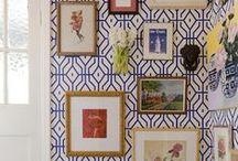 Home Ideas-Paint/Wallpaper