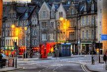 Scotland / by Marianne Krivan