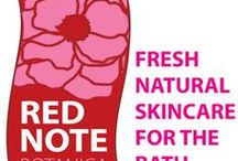 RED NOTE BOTANICA SHOPPING SITE / Red Note Botanica website - Shopping, Blog, Ingredient info, FAQ's, and more!