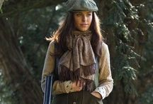 Lady Hunter / Women's fashion for hunting and the great outdoors