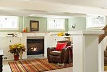Basement Reno / by Susan Bronson