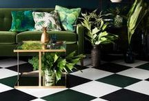 "pure Green. / A little ""luck of the Irish"" inspiration for beautiful home decor. / by purehome"