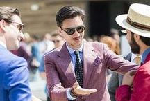 Monsieur Bartok x Pitti Uomo / Monsieur Bartok Streetlooks  at Pitti Uomo in Firenze / by Monsieur Bartok