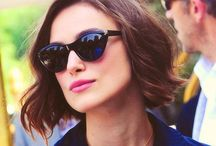 Keira Knightley / 26.03.1985  I love her style and her British accent^^