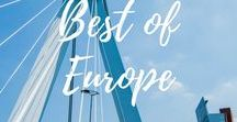 Best of Europe / This is a board for travellers to share information and inspiration for travel in Europe. For every pin you add to this board, you must re-pin one of the board. Only post vertical and pins about Europe. Please follow the rules.