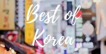 Best of Korea / Get inspiration for your visit to Korea. Seoul, Jeju Island, a visit to the DMZ and more.
