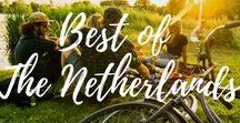 Best of The Netherlands / Best of the Netherlands! Find inspiration for your visit to the Netherlands with lots of tips for Rotterdam, Amsterdam, Breda, Giethoorn and more.