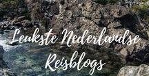 Reisinspiratie voor reizigers! / De leukste reisblogs van Nederland vol met reis inspiratie! De mooiste bestemmingen, reis tips, budget reizen, luxe reizen en meer. Stuur een berichtje naar de admin (Chapter Travel) of een mail via info@chaptertravel.com om bij te dragen aan dit pin bord. Alleen verticale Nederlandse pins + blogposts, max 3 pins per dag en alleen reis gerelateerd.