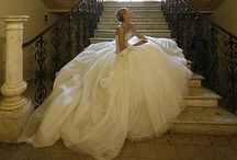 Dream wedding dress / If only I could have 1,000 wedding dresses for my big day!! / by Wedding & Style by CliodhnaL