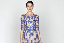 Monique Lhuillier / Gorgeous fashions by Monique Lhuillier