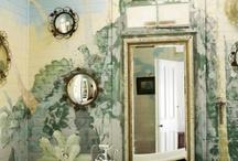 Interiors / by Jillian Easton Fisher