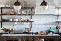 White Kitchen Inspirations / by Kristy Henderson