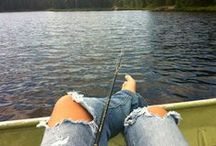 Fishin and Huntin / by Amanda Carroll