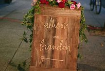 Dream Wedding / by Lauren Ashley Eckrote