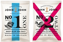 Packaging design / Ideas for packaging at work / by Dominic Irons