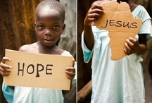 I dream of missions to AFRICA! / by Leslie Ries