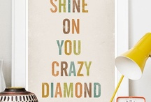Quotations, inspirations and fun / Quotations for decor, inspiration or just a good laugh / by Beth DeCarlo