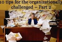 Storage&Organization / by Michelle Clark
