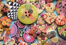 BUTTONS....Buttons...buttons!!! / by Sherry Byrd